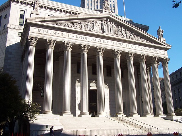 "It's Official! Every New York State Courthouse is ""OPEN."""